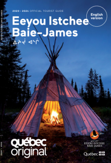 Eeyou Istchee Baie-James Official Tourist Guide