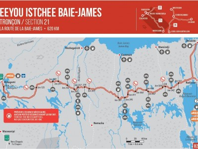 Route de la Baie-James
